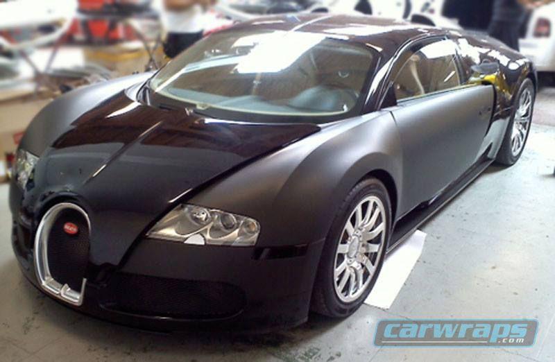 Bugati carwraps Car wrap