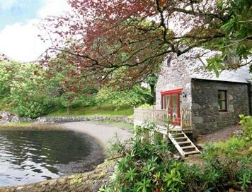 The Boathouse By Connel Argyll Cottage Unique Cottages House