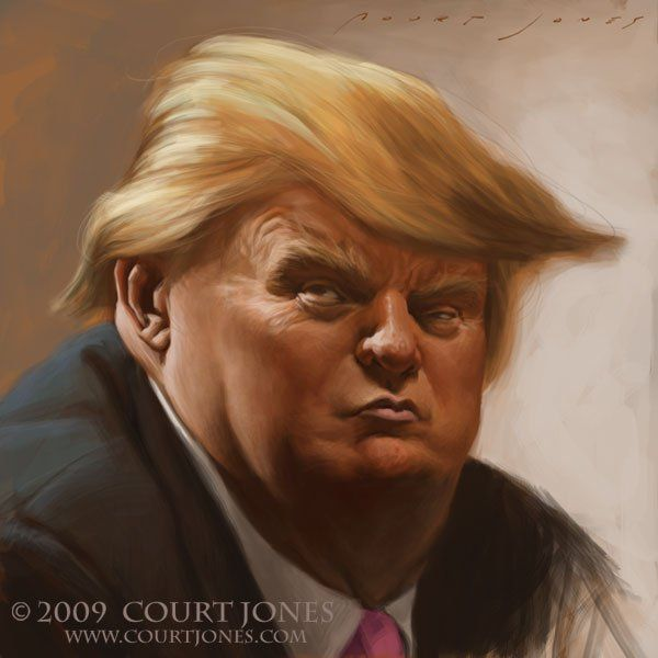 Image result for Stylized picture greek trump