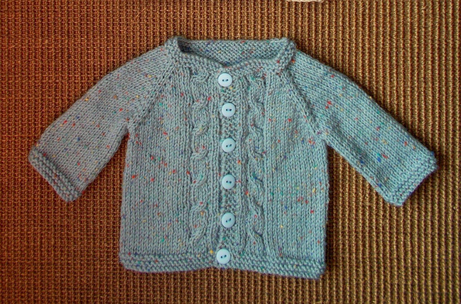 marianna\'s lazy daisy days: MAX Baby Cardigan | Knitting | Pinterest ...
