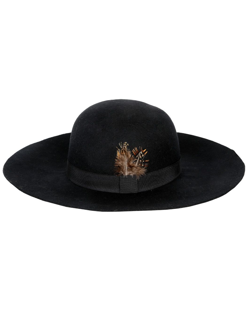 dcf360a838a00 Spotted this Steve Madden Women s Black Wool Floppy Hat on Rue La La. Shop  (quickly!)