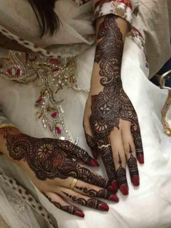 best bridal mehndi design 2021