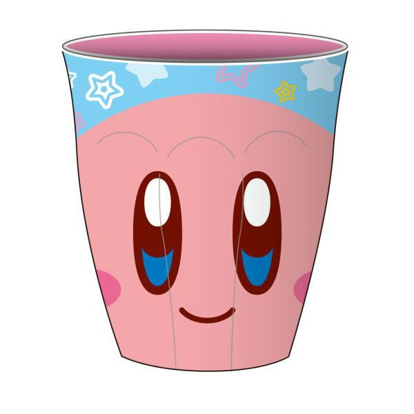 "Each of these cute melamine cups features the iconic world of the classic Kirby video games!  There are five different versions available including: Face, Star Rod, Lots of Food, Strolling and Waddle Dee. Each cup holds about 270cc, is heat resistant to 100ºC and measures around 3.5"" x 3.4"" x 3.4"". Perfect for kids or as a cute addition to any kitchen cupboard!  #tokyootakumode #homekitchen"