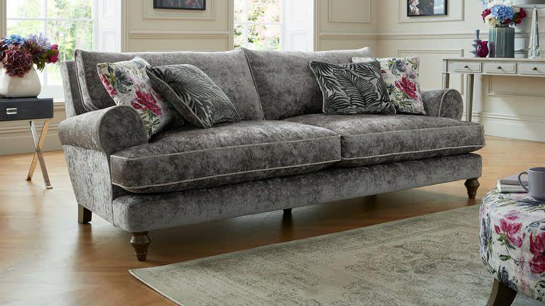 Fabric Sofas Home Interior Design Ideas Corner Sofa Fabric Best Leather Sofa Latest Sofa Designs