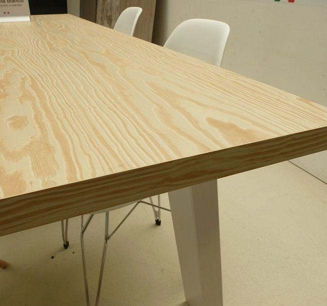 Design Eettafel Te Koop.Hippe Design Tafel Underlayment Look Met Harde Melamine