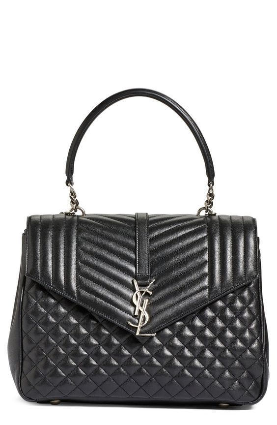 9d5cbc8e2d45 Womens Handbags & Bags : Saint Laurent Bags Collection & More Details