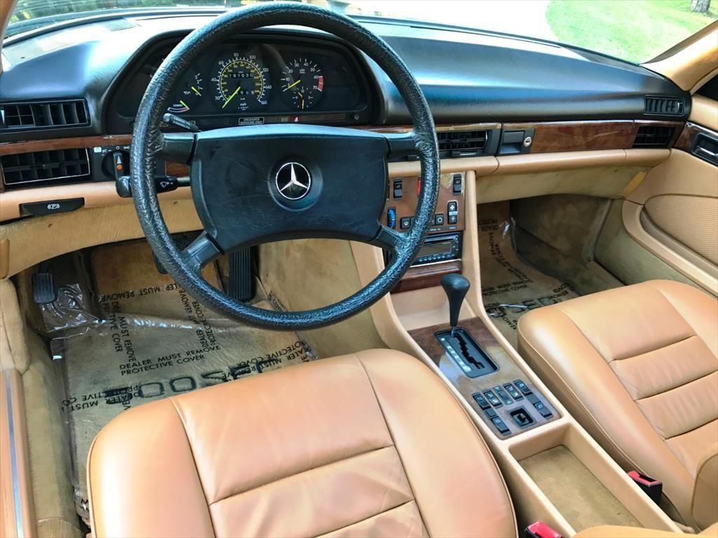 Details about 1988 Mercedes-Benz 500-Series 560 SEC