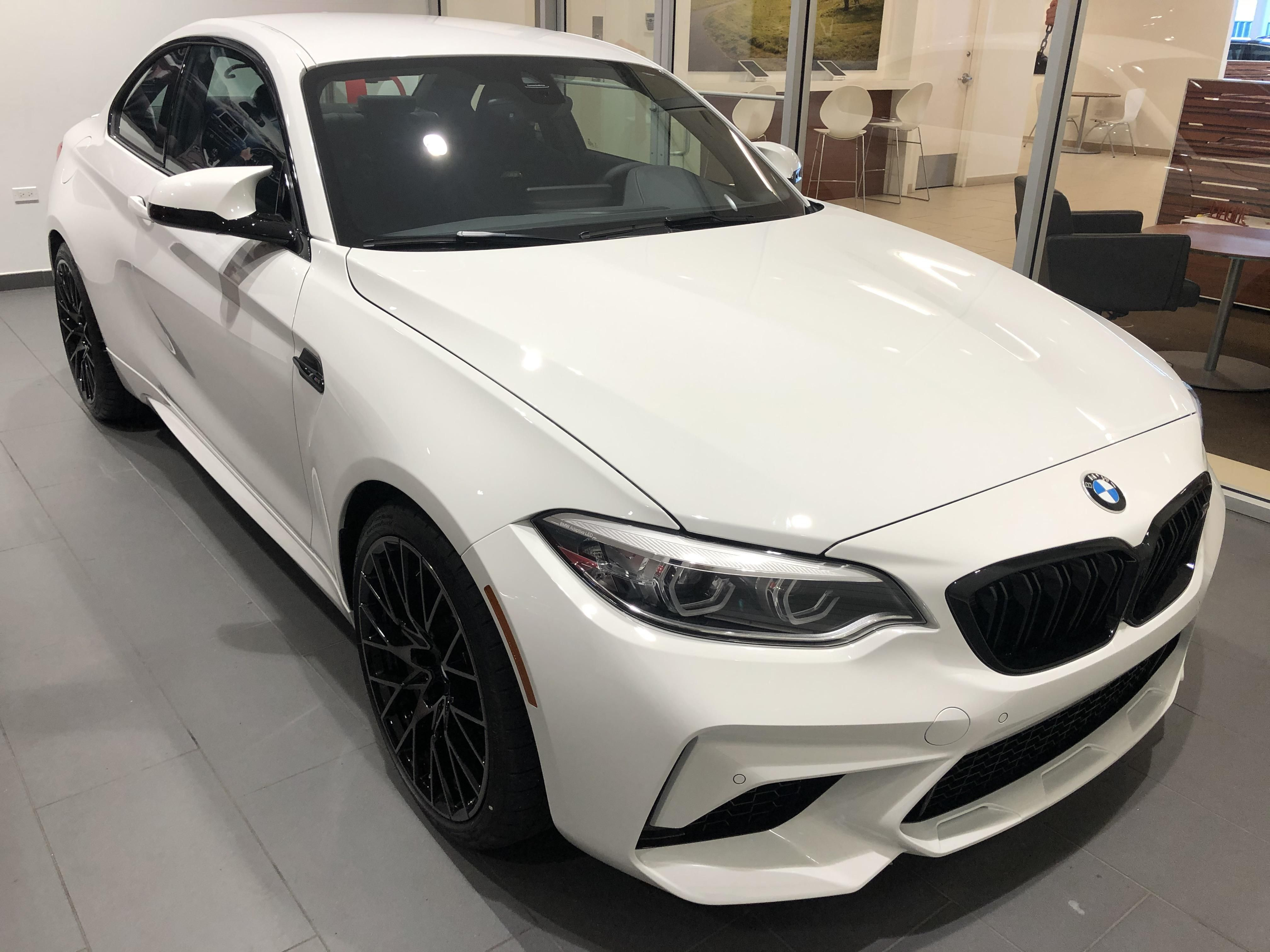 Took Home This 2020 M2 Competition Bmw New Cars Bmw Price