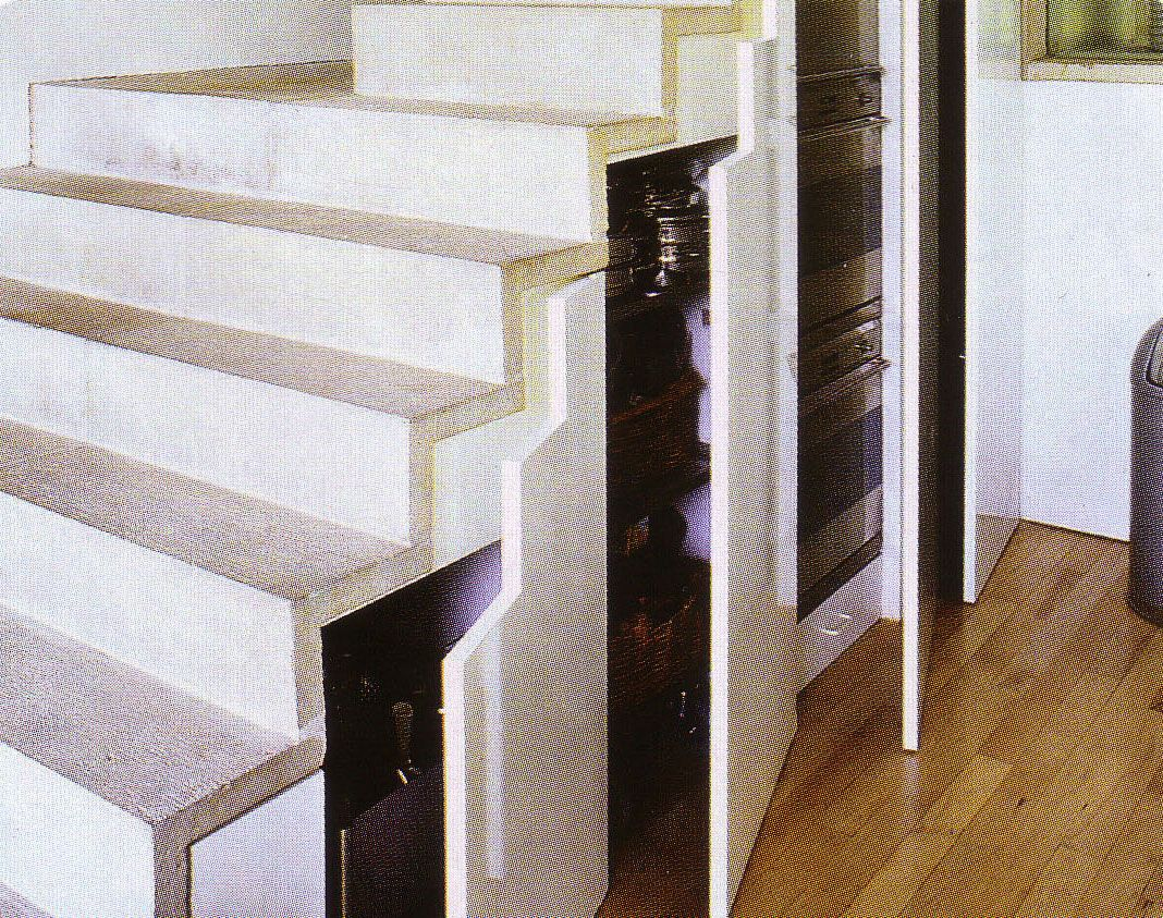 Furniture Surprising Storage Under Stairs With Triple