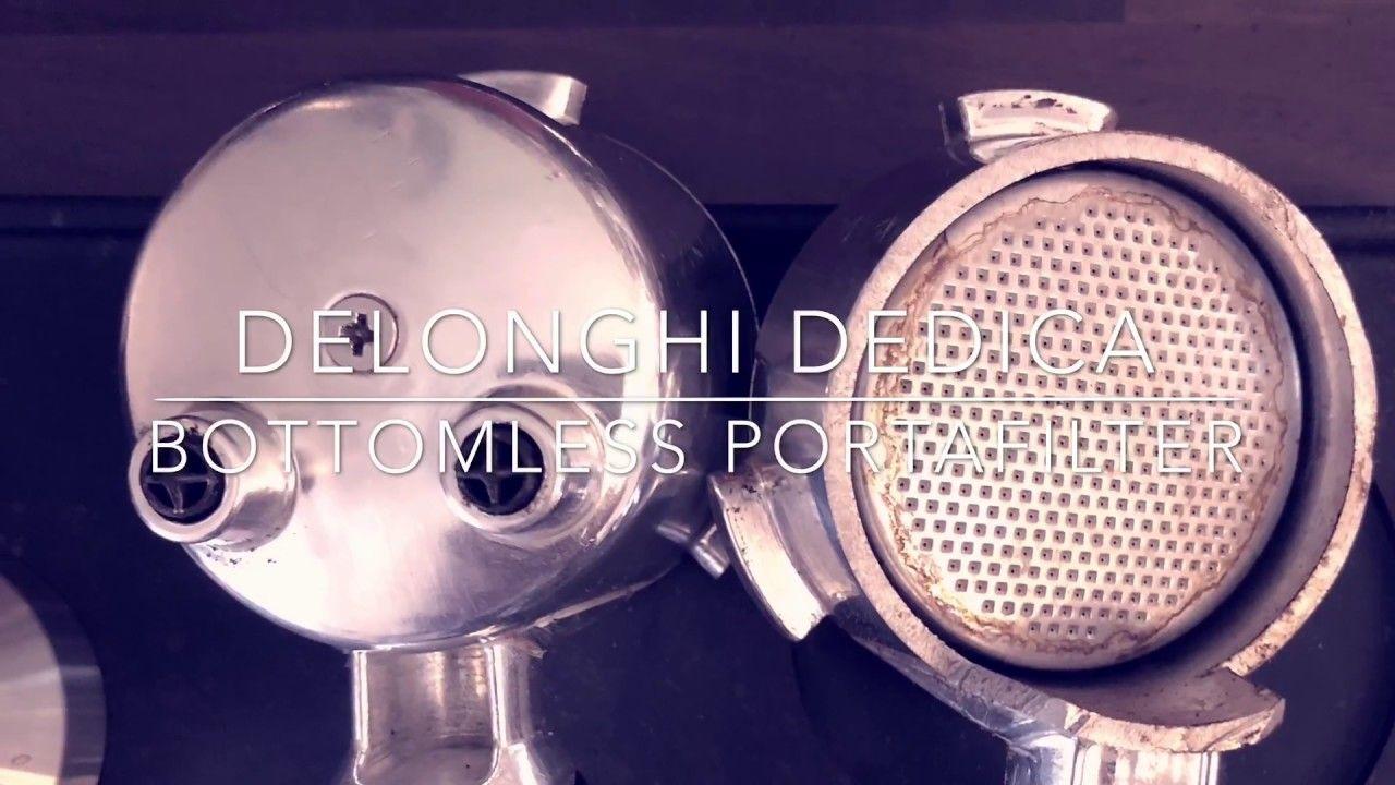 افضل مكائن القهوة ديلونجي كيف تصنع مرشح ا سفلي ا لـ Delonghi Dedica Bodenloser Siebtrager In Ear Headphones Electronic Products Ear