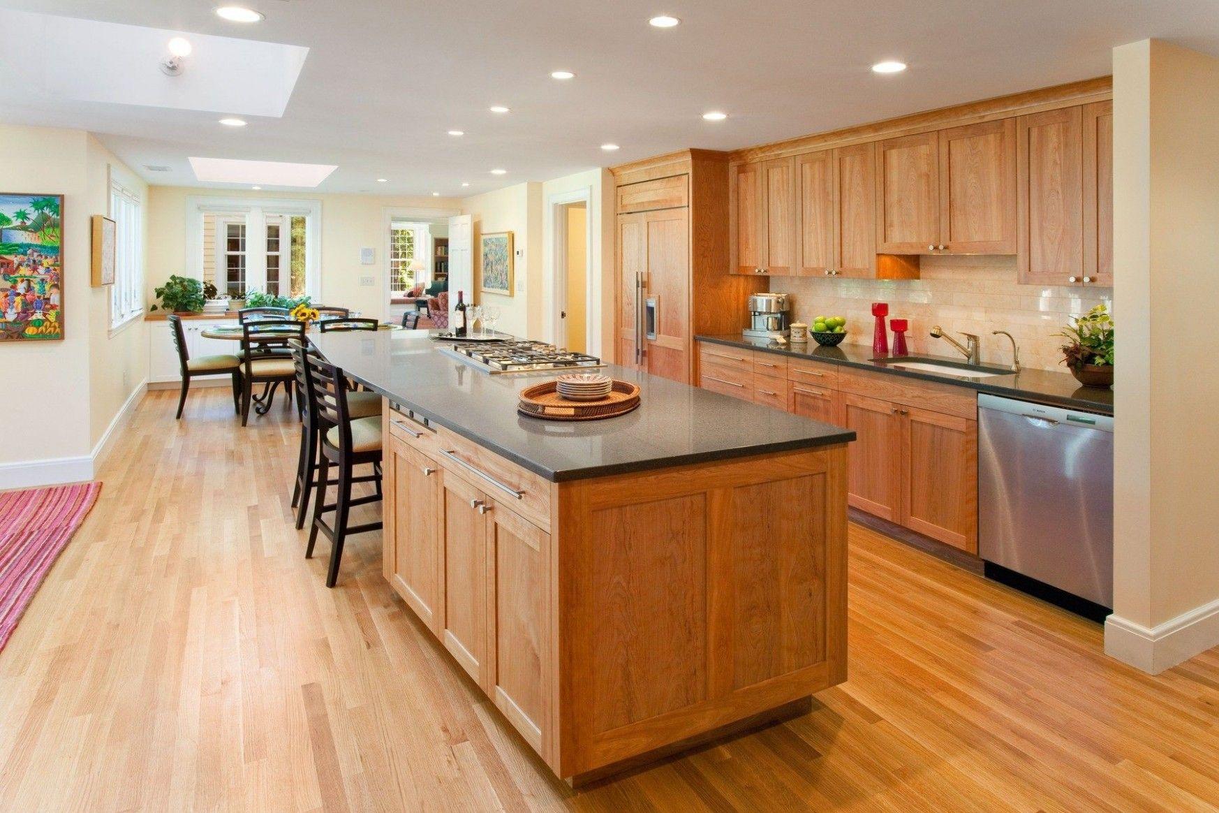 Kitchen Furniture Decoration Birch Cabinets Design