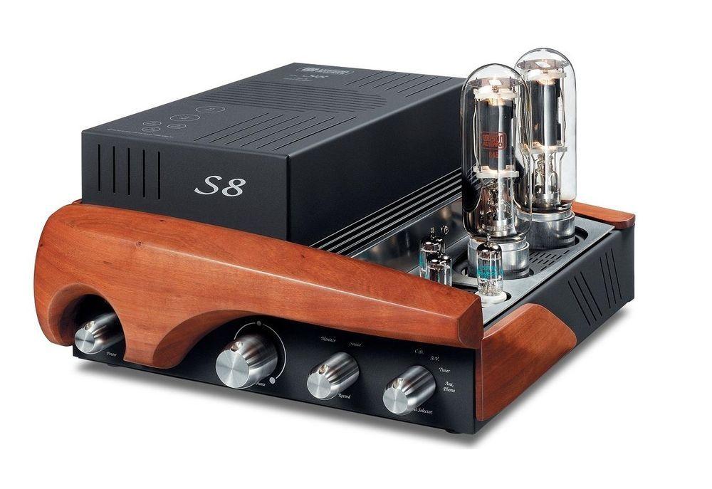 Unison Research S8 Valve Amplifier | Ex-Demo, Mint Condition