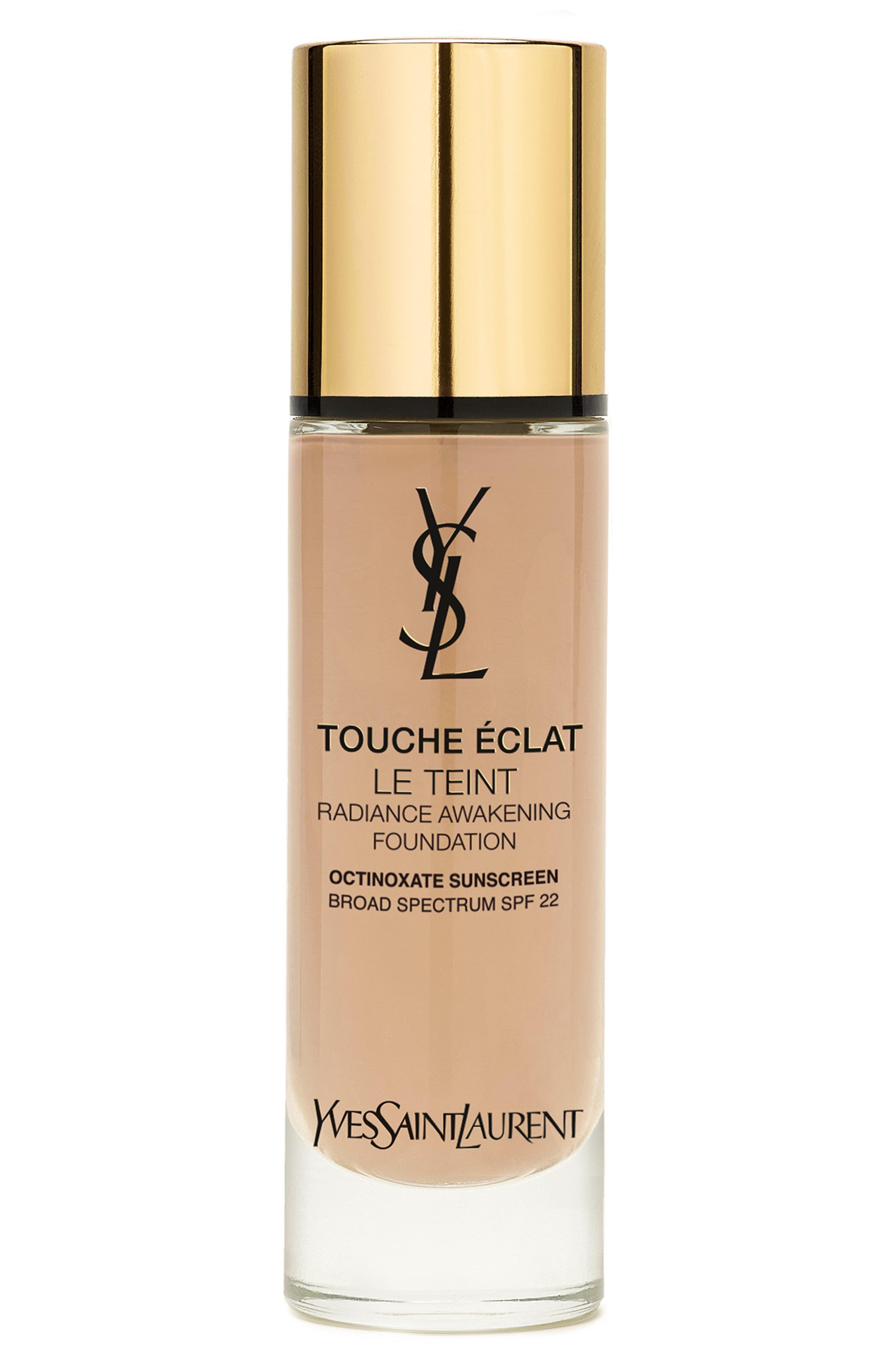 Yves Saint Laurent Touche éclat Le Teint Foundation Spf 22