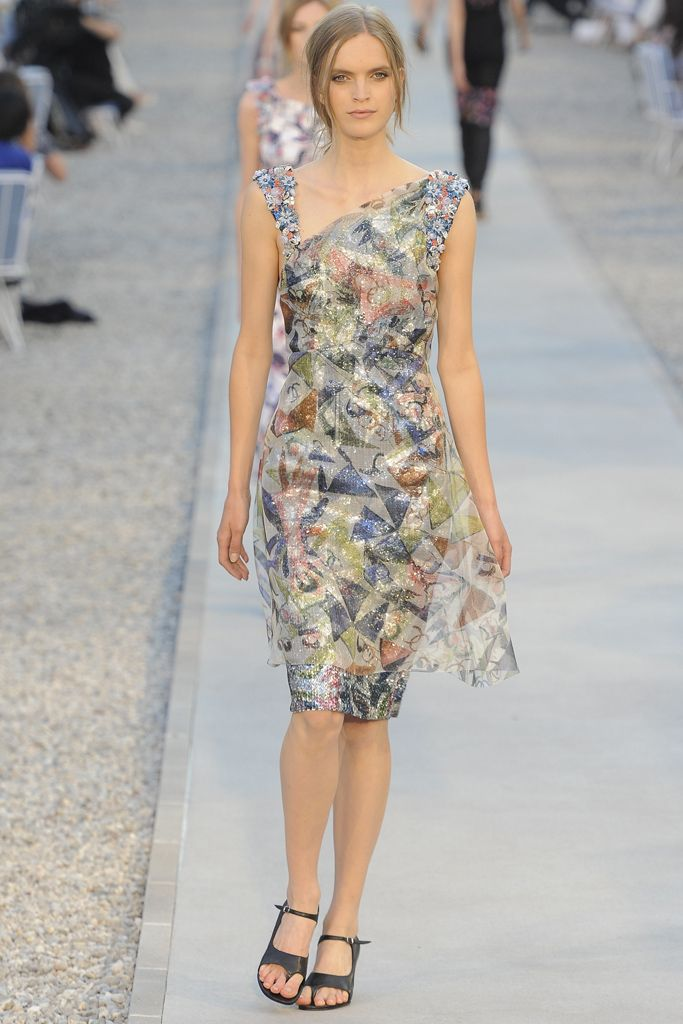 Chanel Resort 2012 - Collection - Gallery - Style.com