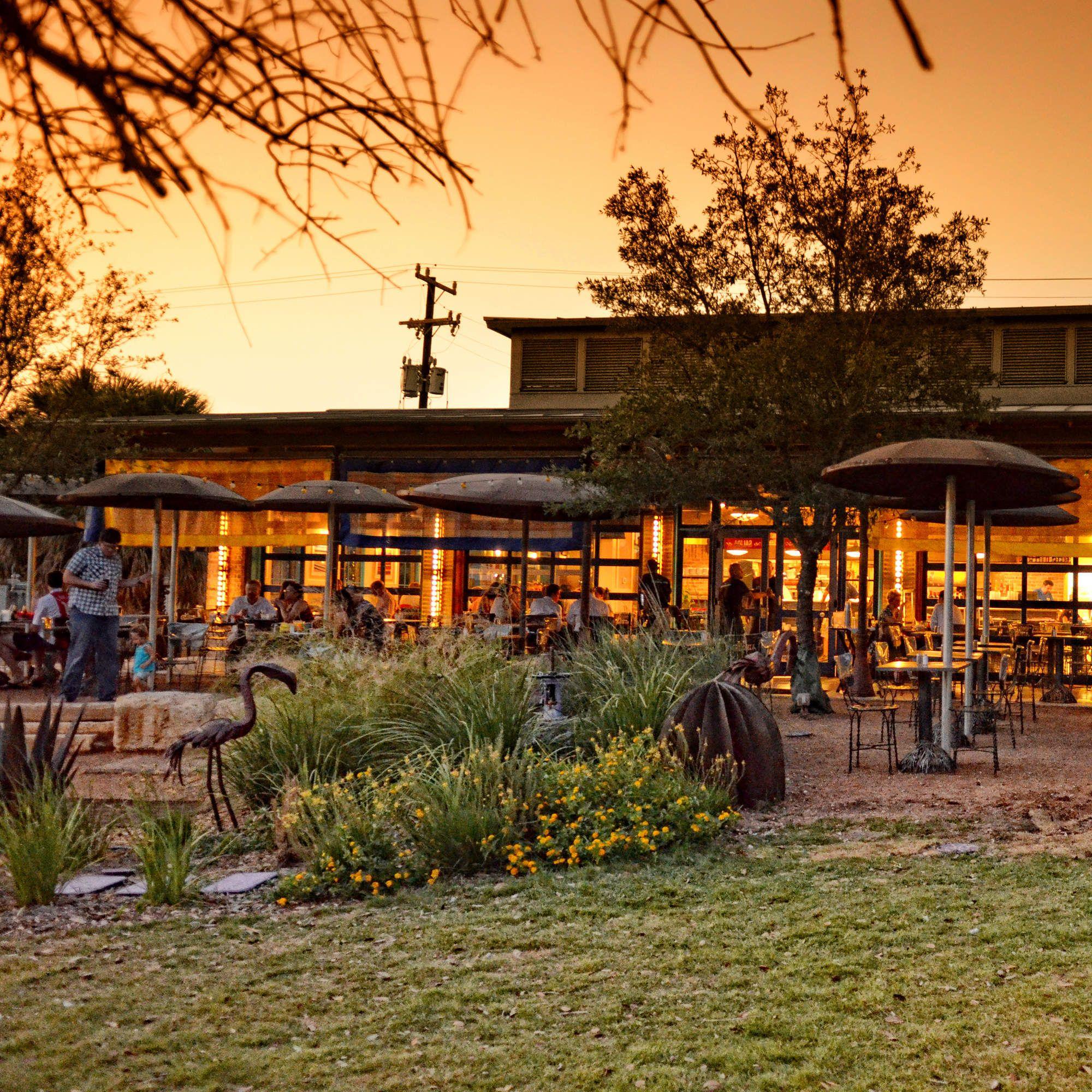 The Best Outdoor Restaurants and Bars in San Antonio | San ...
