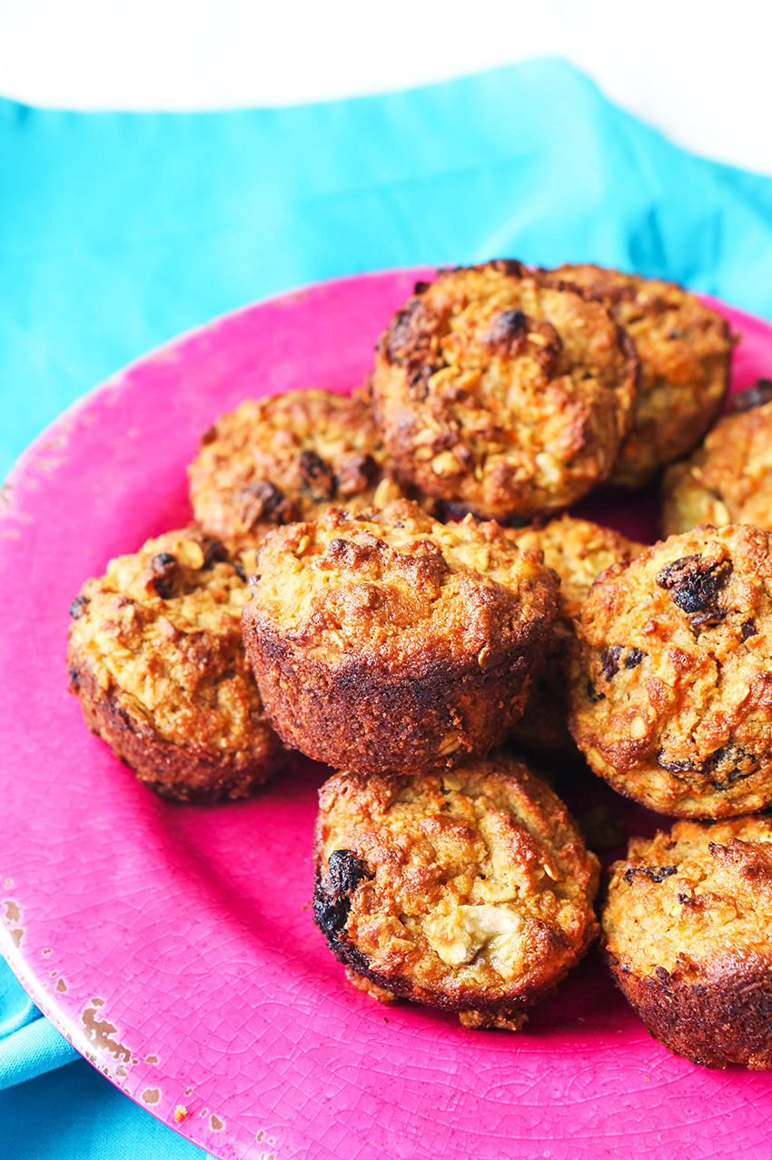Healthy Breakfast Muffins Easy And Healthy Pip And Ebby Recipe In 2021 Healthy Muffin Recipes Breakfast Healthy Breakfast Granola Bar Recipe Healthy