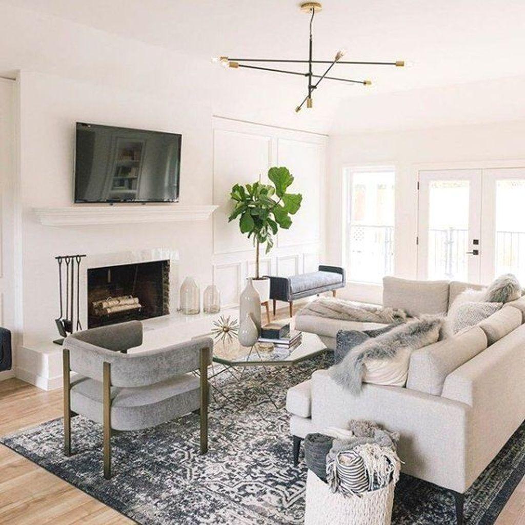 31 Admirable Modern Living Room Design Ideas You Should Copy Homyhomee Contemporary Living Room Design Living Room Design Modern Family Room Design