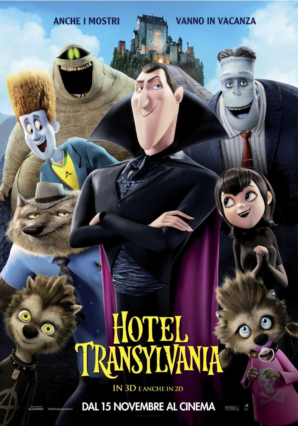 Hotel Transilvania Film di halloween, Film