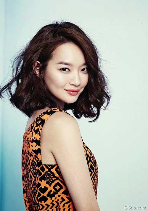 10 Korean Bob Haircut Bob Haircut And Hairstyle Ideas Asian Short Hair Medium Hair Styles Hair Styles