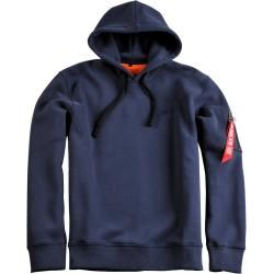 Photo of Alpha Industries X-Fit Hoodie Blau M Alpha Industries Inc.