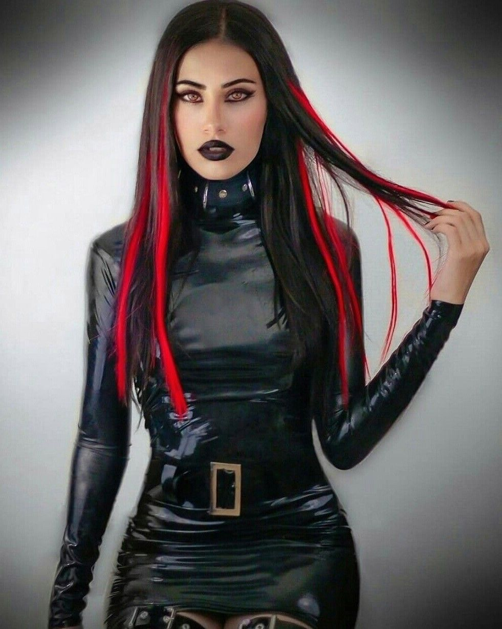 Pin on Latex, Leather, PVC and more