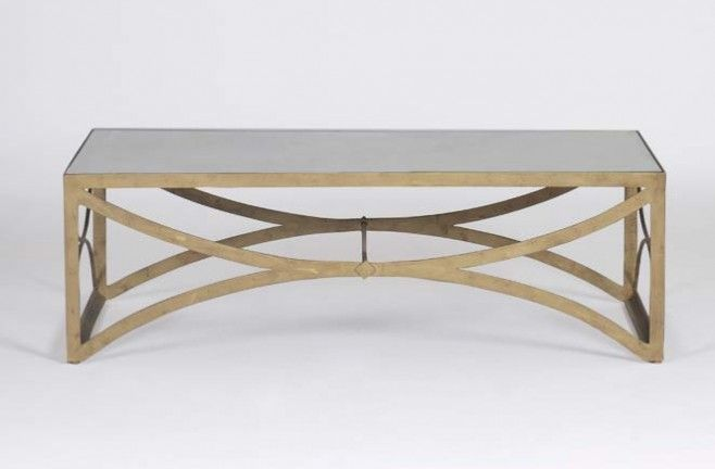 Bernard Coffee Table Front