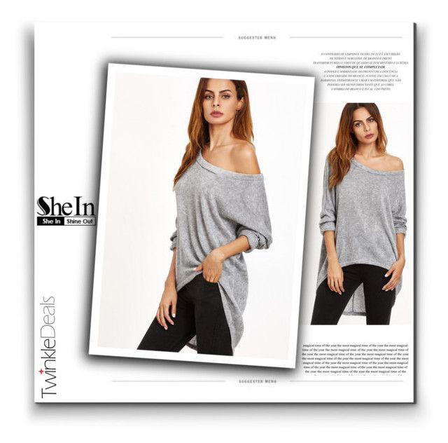 """""""Shein Contest"""" by velci-987 ❤ liked on Polyvore"""