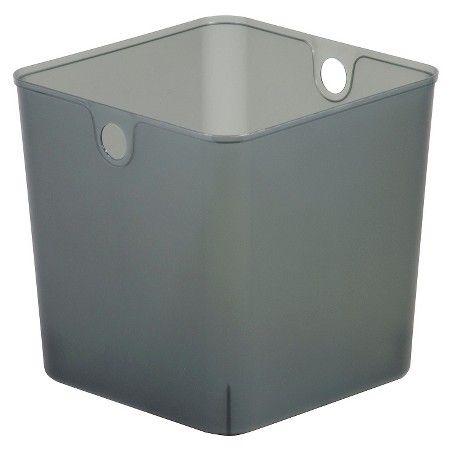 Plastic Cube Storage Bin 11  - Room Essentials™  sc 1 st  Pinterest & Plastic Cube Storage Bin 11