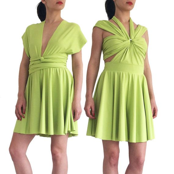 Romper dress/ Convertible jumpsuit/ Convertible romper/ Greenery clothing/ Plus size jumpsuit/ Plus size romper Bridesmaid jumpsuit ORCHIDEA