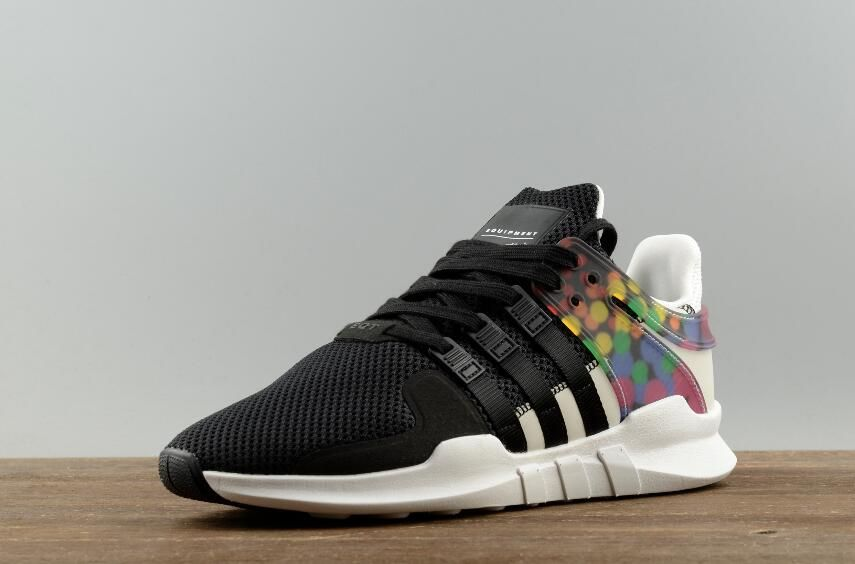 brand new 0b4b9 fba87 Adidas EQT Support 9317 AVD Pride Pack Boost Black CM7800 Sneakers 2