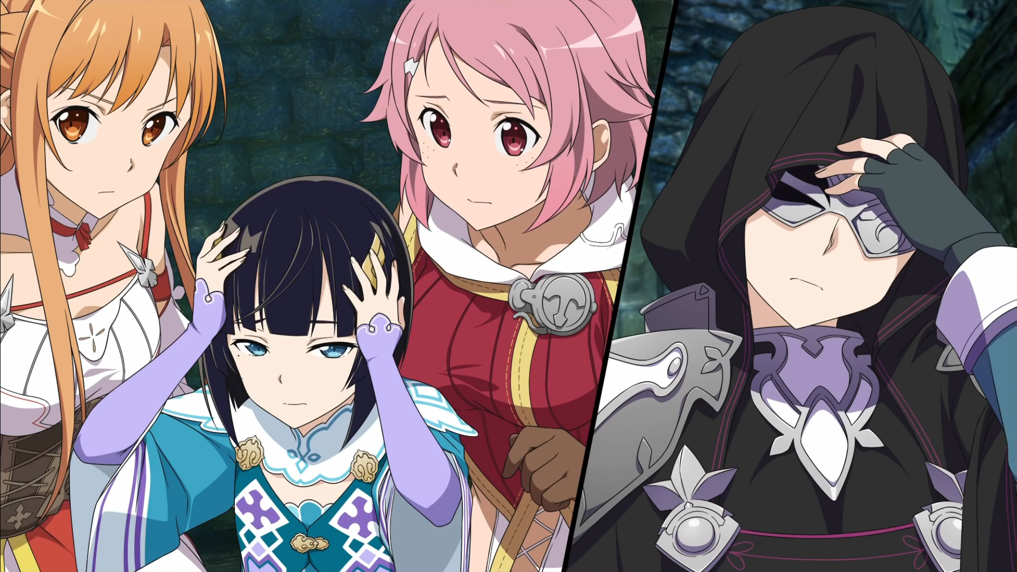 Sword Art Online Hollow Realization DLC Chapter 1 : Maiden