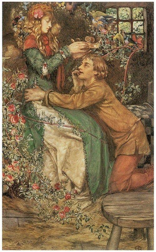 Британская художница-иллюстратор Eleanor Fortescue ...