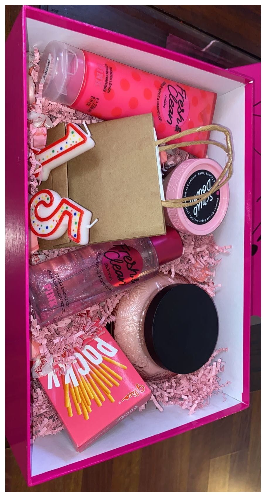 birthday box ideas for friend