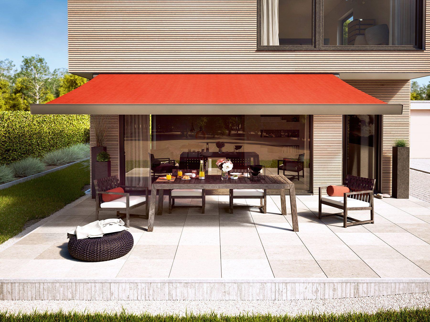 7 tipps so kommt der fr hling auf die terrasse fr hling auf der terrasse markise terrasse. Black Bedroom Furniture Sets. Home Design Ideas
