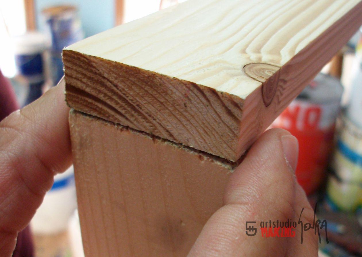 Marcos de cuadros. Como hacerlos | Bricolaje y manualidades ...