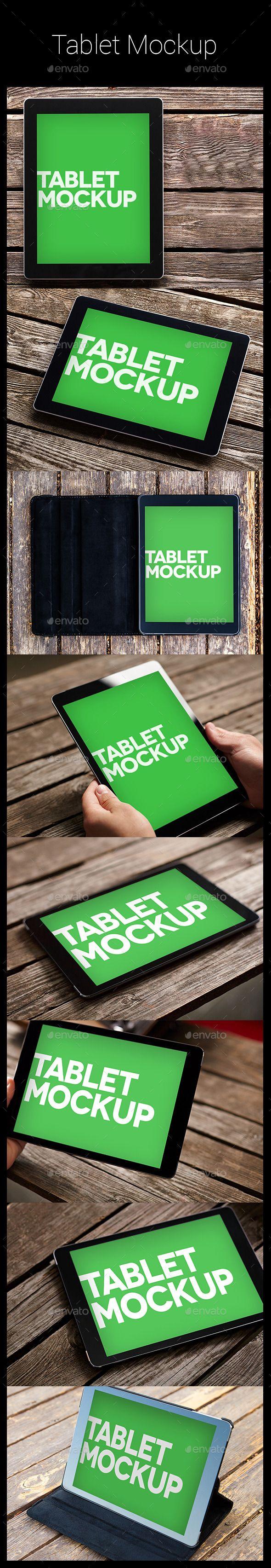 Tablet Mock-Up | Download: http://graphicriver.net/item/tablet-mockup/10405871?ref=ksioks