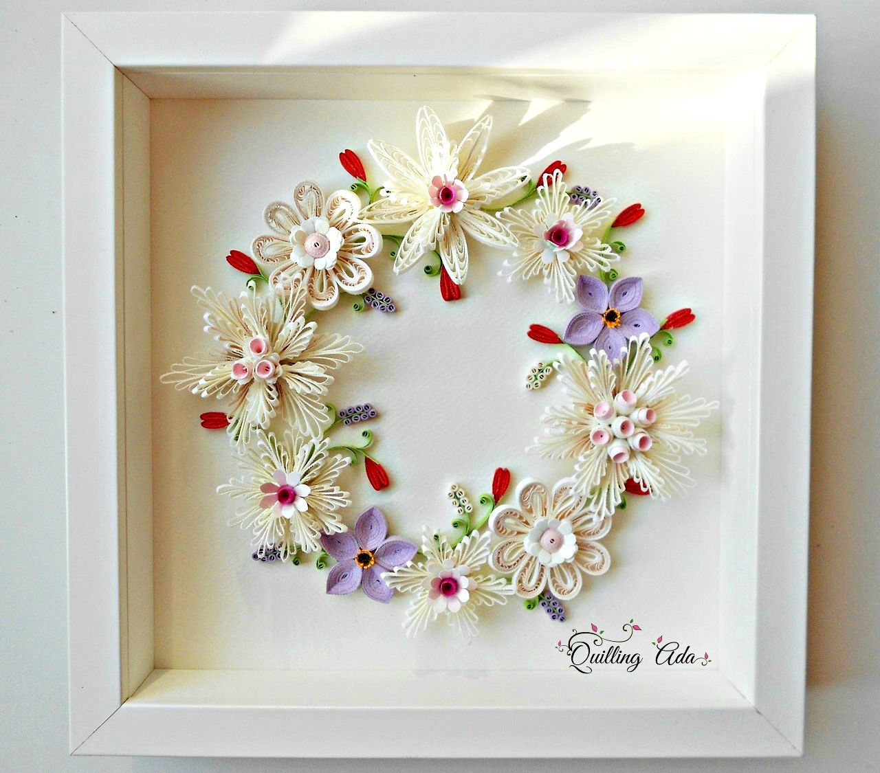 Quilling Paper Flowers Quilling Flowers Pinterest Quilling
