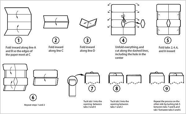 46d1ed926 Cómo hacer una billetera de papel – Artifacts: un blog colombiano ...