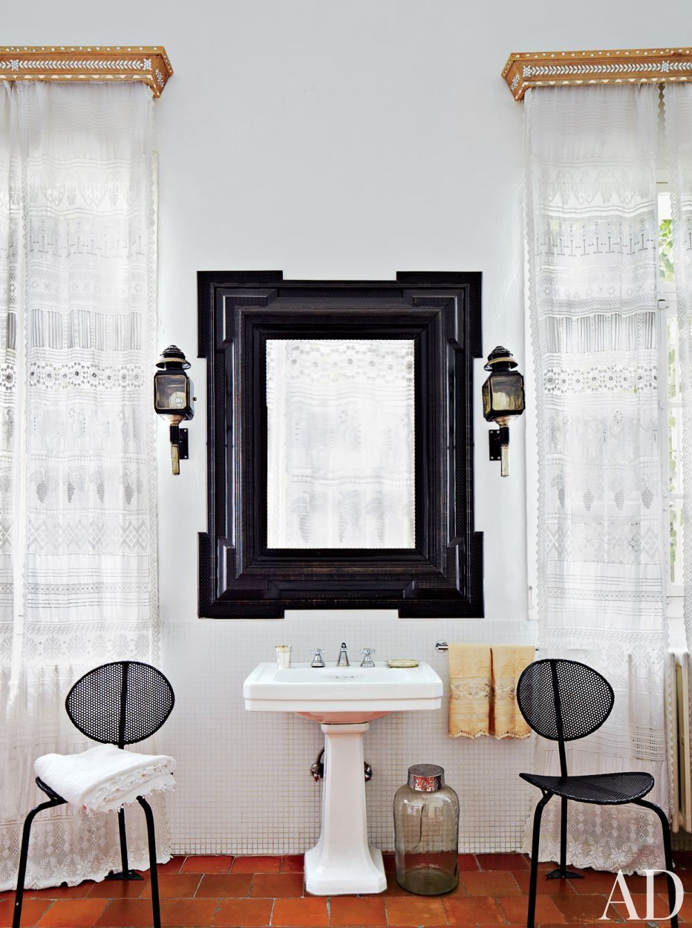 Exotic Bathroom by May Daouk Decoration and Design in Beirut ...