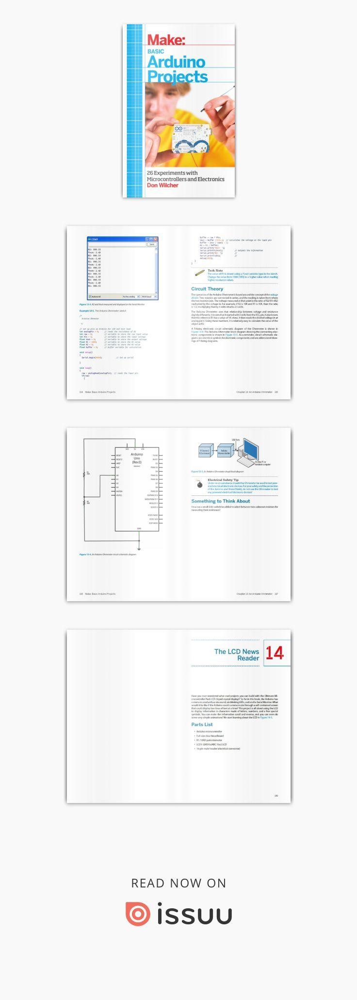 bol.com   Basic Arduino Projects   9781449360665   Don ...