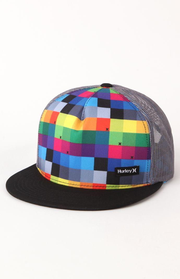 3fd186806 Mens Hurley Backpack - Hurley Kings Road Mini Trucker Hat | Hats off ...