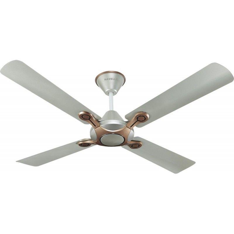 Buy Online Havells Ceiling Fan Leganza 1200mm 4 Blade Bronze Gold