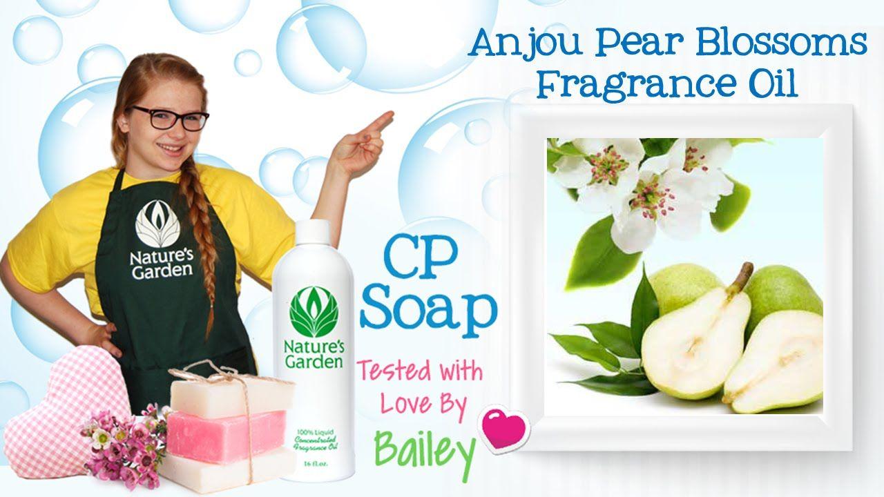 Soap Testing Anjou Pear Blossom Fragrance Oil - Natures Garden #naturesgarden #soapmaking #cpsoapresults #cpsoap #pearblossomscent #soaptesting #coldprocesssoap