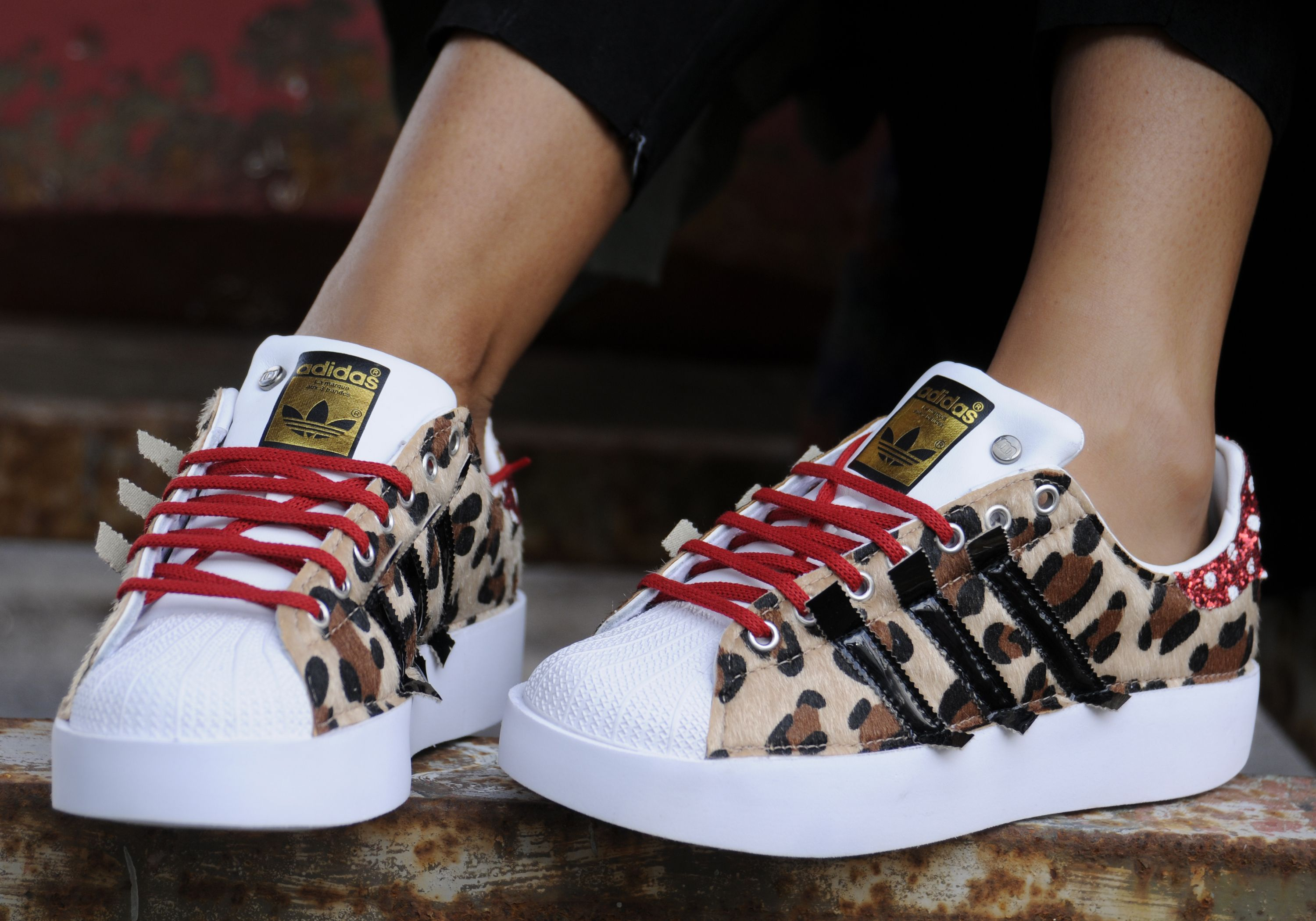 adidas superstar muffin