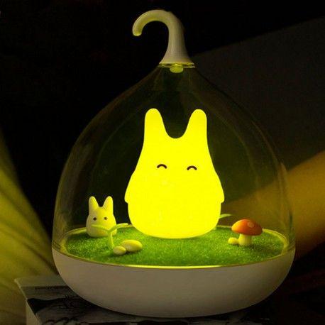 Veilleuse Totoro Lampes De Nuit Veilleuse Veilleuse De Nuit
