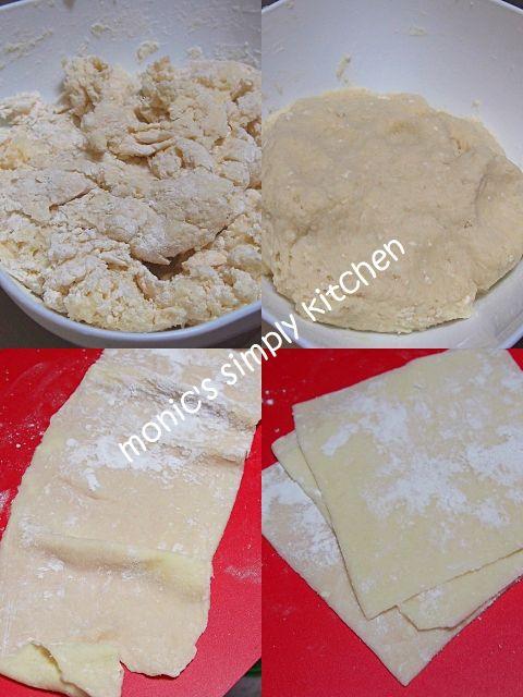 Kulit Pangsit Homemade Monic S Simply Kitchen Pangsit Makanan Resep Makanan