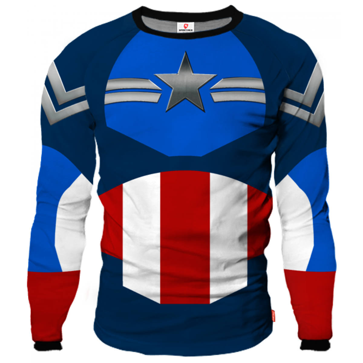 Buy Captain America Goalkeeper Jersey  7d7ca35ac