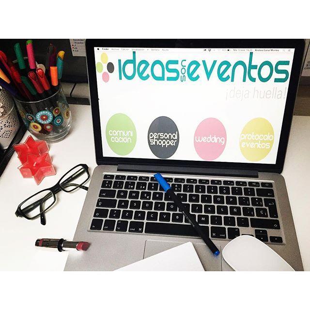 WORK  Llegó la hora de comenzar la tarde que se presenta muy, muy productiva #ideassoneventos #work #trabajo #ideas #proyectos #ilusión #esfuerzo #ganas #myblog #ideassoneventoswork #personalshopper #weddingplanner #eventplanner #working #workinggirl #photooftheday #picoftheday #job #myjob #instalife #instagood #instamoments #work #trabajo #ideas #proyectos #ilusión #esfuerzo #ganas #myblog #ideassoneventoswork #personalshopper #weddingplanner #eventplanner #working #workinggirl