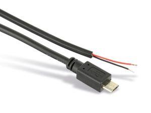 Micro-USB Stromversorgungskabel, 0,5 m
