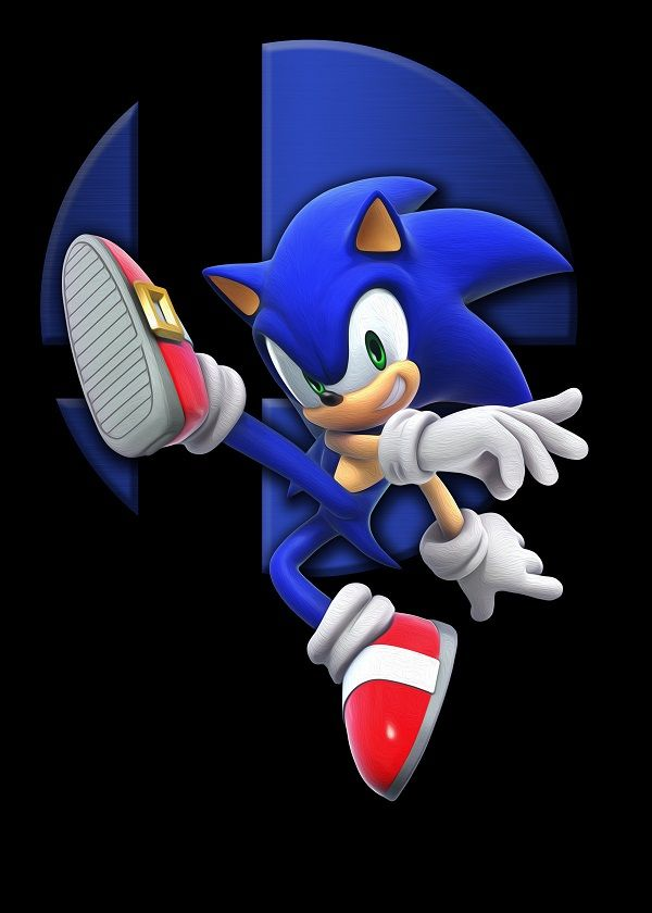 "Super Smash Bros. Ultimate Emblem Characters Sonic The Hedgehog #Displate explore Pinterest""> #Displate artwork… | Displate thumbnail"